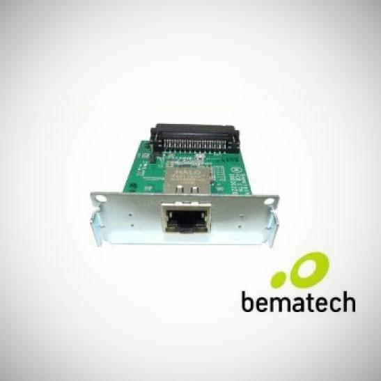 Bematech – Placa Ethernet, Serial Ou Paralela Para Impressoras TH 2500 E TH 4200