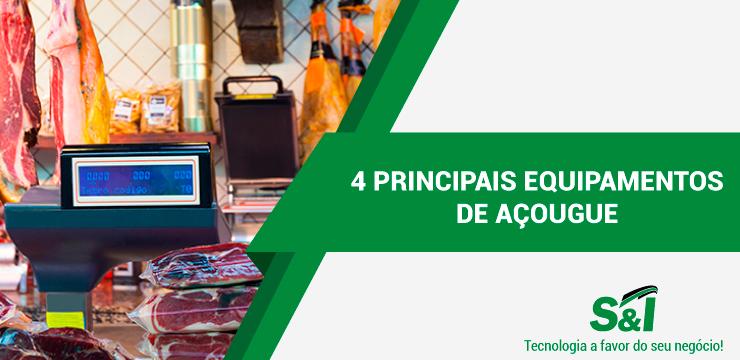 4 Principais Equipamentos De Açougue