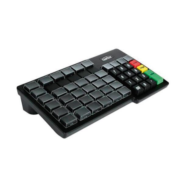 Teclado Gertec TEC 55 PS2 (Programavel)