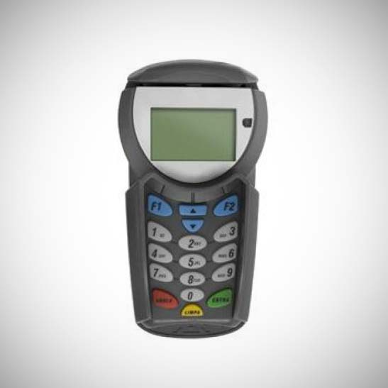 GERTEC – Pin Pad PPC990