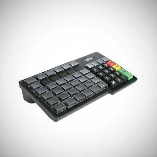 Teclado Gertec TEC 55 USB (Programavel)