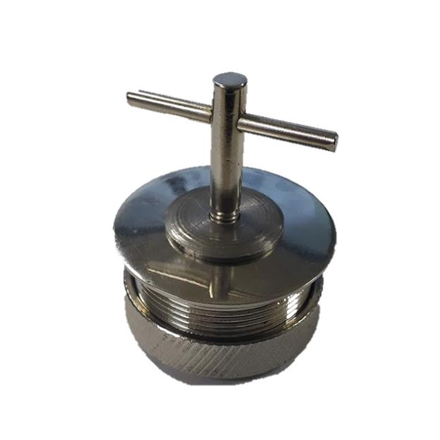 Desacoplador Magnético Essentials Mini Niquelado