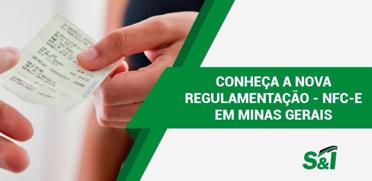 Conheça A Nova Regulamentação—NFCe Minas Gerais