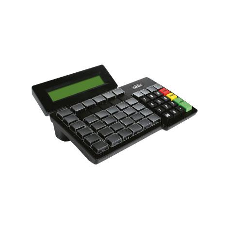 Teclado Gertec TEC 55 USB (Programável)