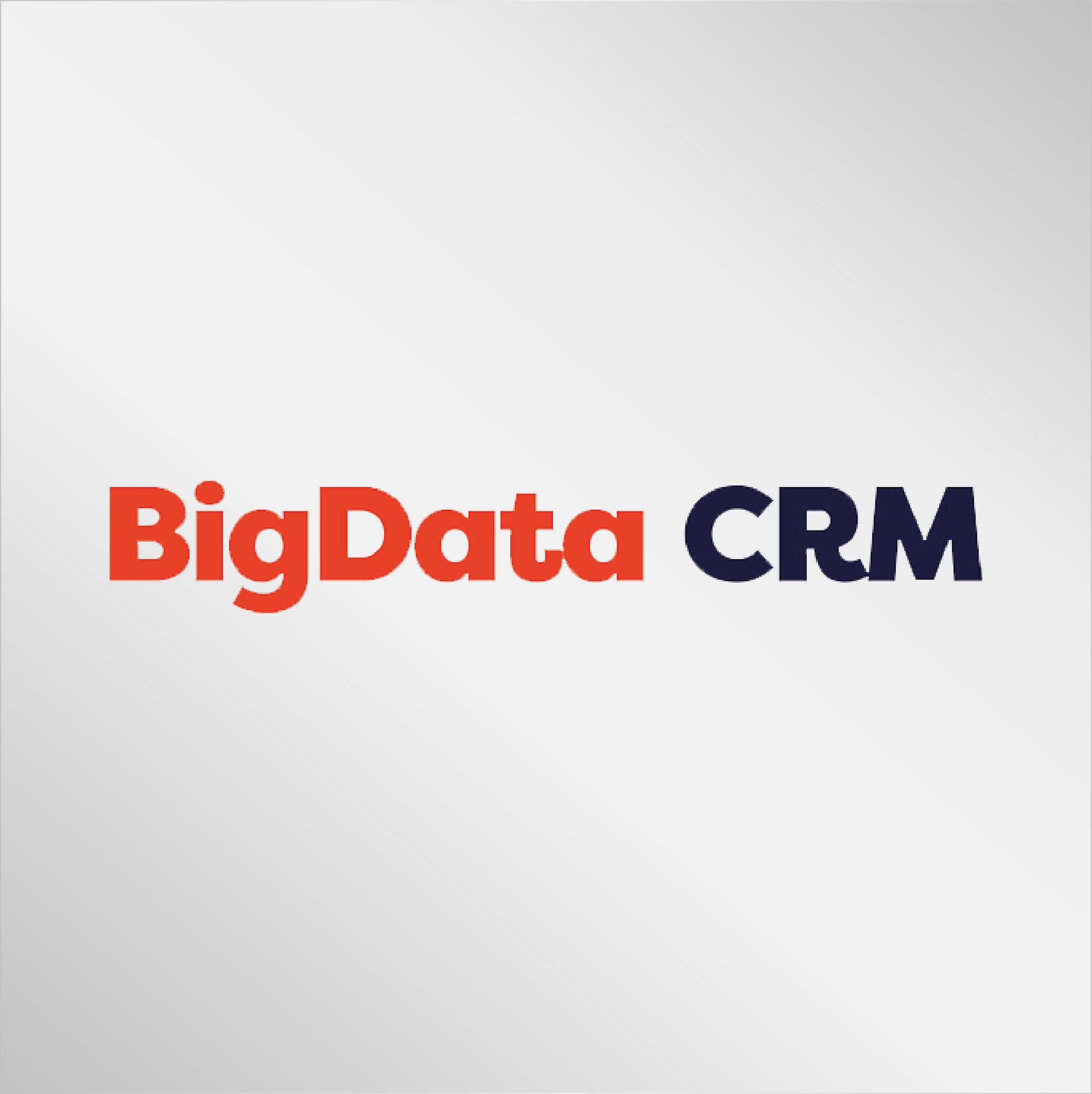 BigData Delivery CRM